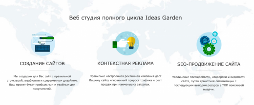 Ideas Garden